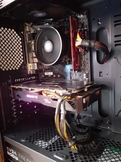 Computador Gamer Semi Novo