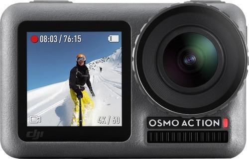 Dji Osmo Action Camera De Ação À Prova 11m D