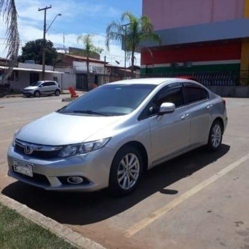 Honda Civic Lxl 2012 Manual - Carro Para Pessoas Exigentes!