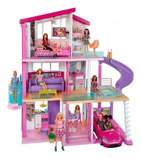 Oferta Barbie Casa De Los Sueños Dreamhouse Mattel Original