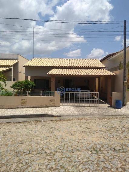 Casa Residencial À Venda, Parque Iracema, Maranguape. - Ca0681