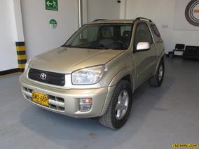 Toyota Rav4 2.0l At 2000cc 3p