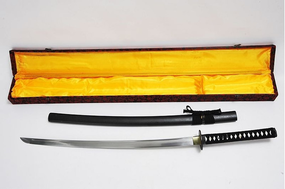 Espada Katana Samurai De 104cm Funda + Caja - Envió Gratis.