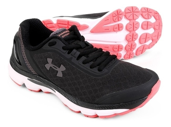 Tênis Under Armour Charged Sprint Feminino Original + Nota F
