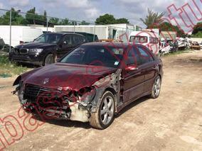 Mercedes Benz C230 Partes, Refacciones, Piezas Desarme Yonke