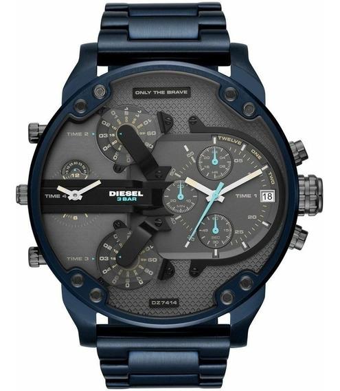 Reloj Diesel Mr. Daddy 2.0 Dz7414 Disponible + Envio Gratis