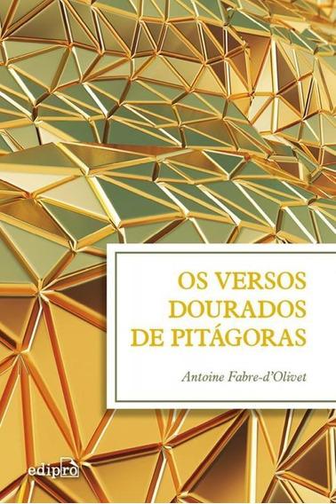 Versos Dourados De Pitagoras, Os - Edipro