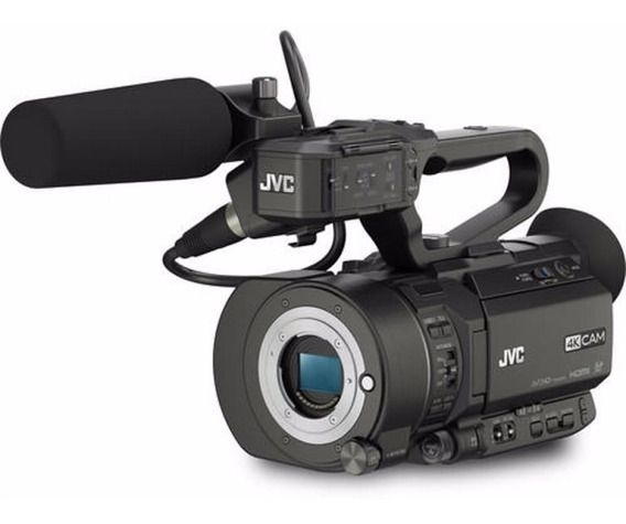 Filmadora Jvc Gy-ls300 4k Nova Com Garantia