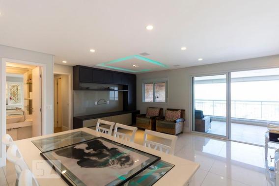 Apartamento No 15º Andar Mobiliado Com 3 Dormitórios E 3 Garagens - Id: 892943308 - 243308