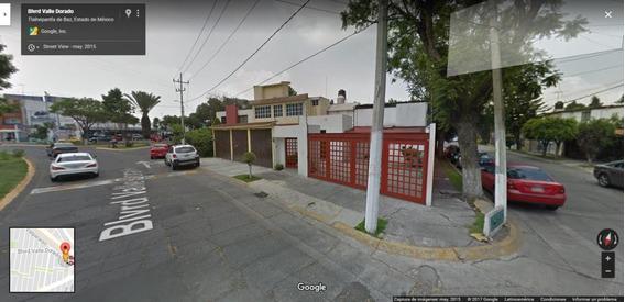 Excelente Oportunidad Casa De Remate Bancario En Valle Dorado Tlalnepantla