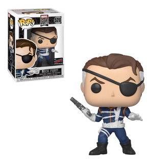 Funko Pop! Nick Fury #528 - Comic Con New York 2019