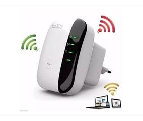 Repetidor De Sinal Wifi Wireless 802.11n Wps 300mbps