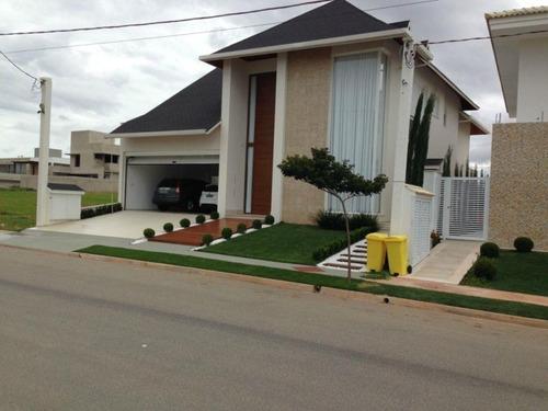 Sobrado Com 3 Dormitórios À Venda, 450 M² Por R$ 2.510.000,00 - Jardim Residencial Chácara Ondina - Sorocaba/sp - So0080 - 67639945
