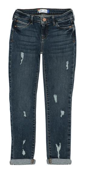 Jeans Skinny Stretch De Niñas C&a