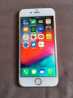 iPhone 6 De 128gb En Excelente Estado - Detalles En Pantalla