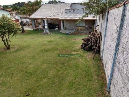 Imagem 1 de 1 de Chácara Com 3 Dormitórios À Venda, 700 M² Por R$ 715.000,00 - Village Tremembé - Tremembé/sp - Ch0243