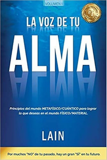 * Lain * La Voz De Tu Alma Lain Garcia Calvo 6 Cuotas S/int