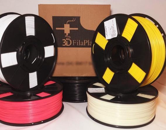 Filamento Abs Premium 4kg 1.75mm Frete Grátis