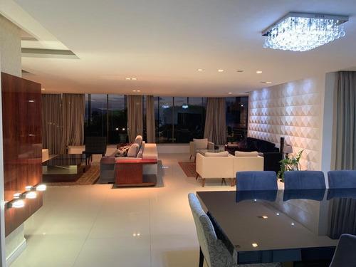 Imagem 1 de 30 de Apartamento Mobiliado Na Avenida Beira Mar - Ap4033