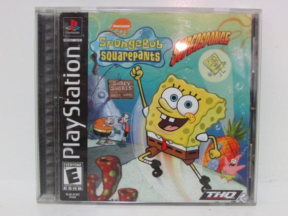 Spongebob Squarepants: Supersponge - Play 1 Original Complet