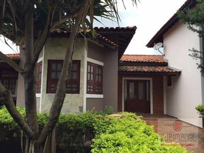 Chácara Residencial À Venda, Condomínio Vale Das Orquídeas, Iperó. - Ch0466