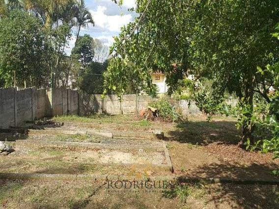 Terreno Bairro Jardim Maristela A Venda Em Atibaia - Te0448-1