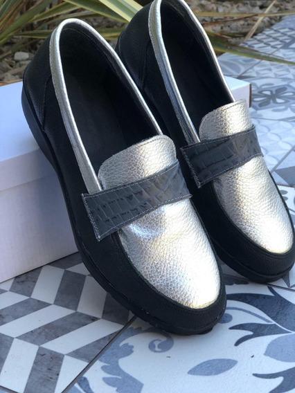 Zapatos Mujer Urbanos - Cuero