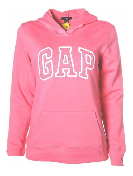 Blusa De Frio Feminina Moletom Moleton Gap - Importado