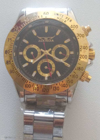 Relógio Automático De Luxo Clássico Sport