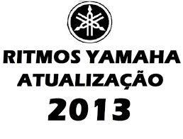300 Ritmos Yamaha Editados E Equalizados Lançamento 2013
