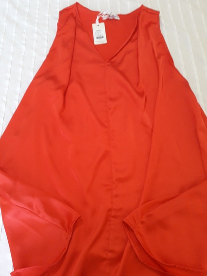 Vestido Rojo Legacy Talle 42