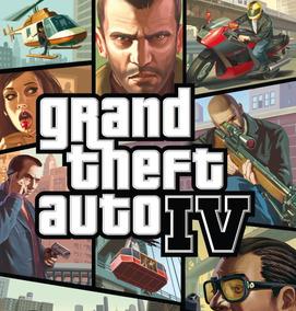Jogo Gta 4 - Xbox 360