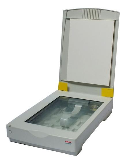 Scanner Colorido De Mesa Astra 610p Com Saida Db 25 A11395
