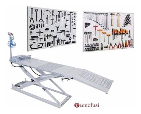 Kit Oficina Completa Motos - Box Econômico - Galmar