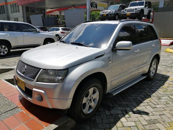 Suzuki Grand Vitara 2.7 Mecánica 4x4 Reparada 2008