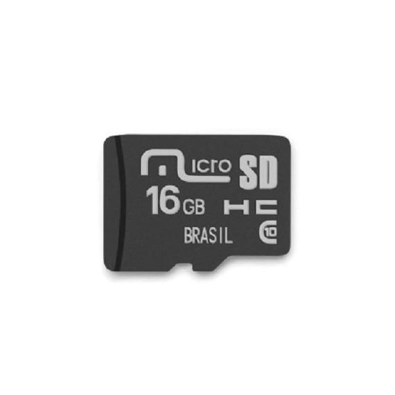 Cartão Memória Micro Sd 16 Gb Classe 10 Original