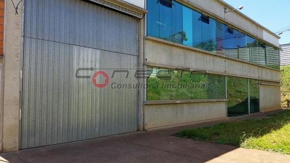 Galpão Industrial Para Venda E Locação, Jardim Santa Cândida, Campinas. - Ga0559