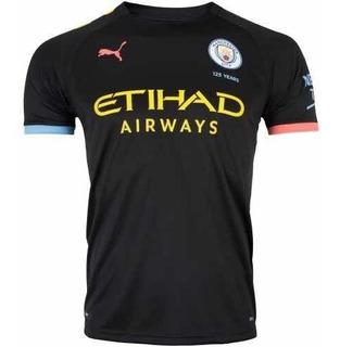 Camisa Manchester City 2019/2020 Puma Original Oficial