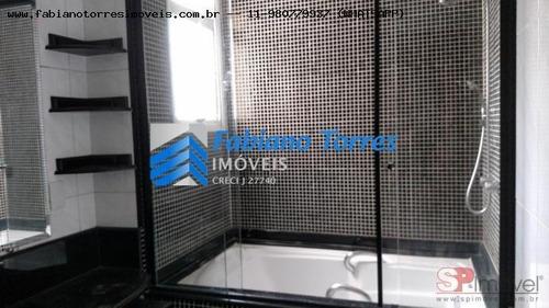 Apartamento Para Venda Em São Bernardo Do Campo, Chacara Inglesa, 4 Dormitórios, 4 Suítes, 5 Banheiros, 3 Vagas - 1166_2-439582