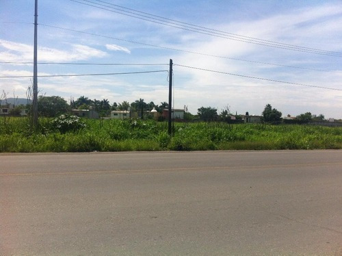 Terreno Urbano En Chiconcuac / Xochitepec - Cam-1157-tu*