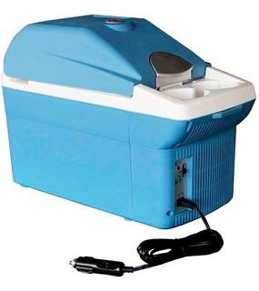 Caixa Térmica Automotiva 8 Litros 12 V Cooler Car Nautika