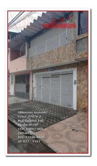 Casa Para Venda, 3 Dormitórios, Cidade Antônio Estevão De Carvalho - São Paulo - 617