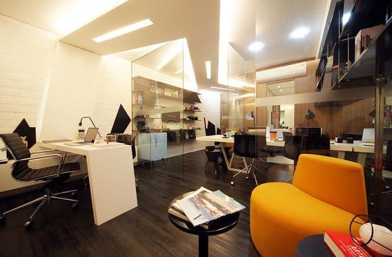 Sala Em Barra Funda, São Paulo/sp De 35m² À Venda Por R$ 370.000,00 - Sa270225