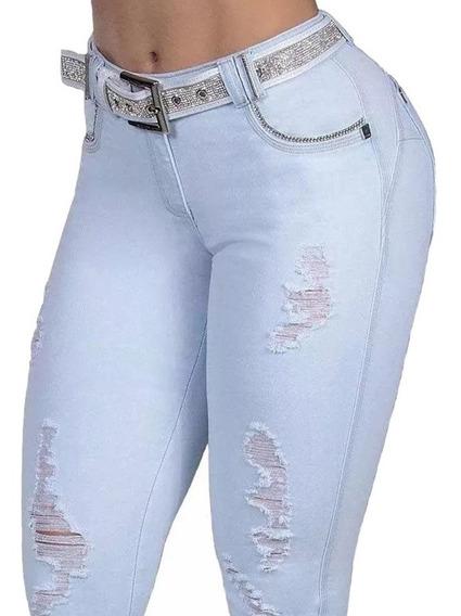 Calça Pit Bull Jeans Pitbul Pit Bull Original Com Bojo