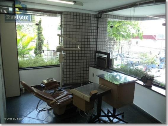 Sala À Venda, 97 M² Por R$ 749.000,00 - Jardim - Santo André/sp - Sa0057