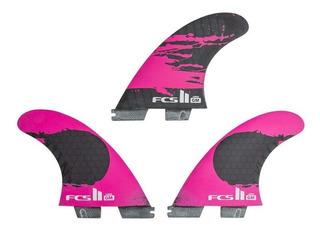Quilha Fcs 2 Athlete Performance Core Carbon G Medina Large