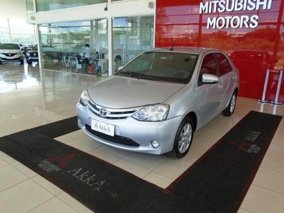 Toyota Etios Sedan Xls-at 1.5 16v Flex, Qbg3040