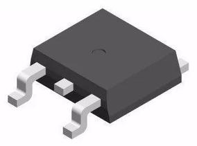 Regulador De Tensão 5v Lm7805 78m05 Smd T0-252 Kit Com 5