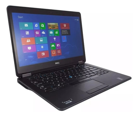 Notebook Dell E7450 Core I5 4ºg 8gb 120gb Ssd 1080p Hdmi