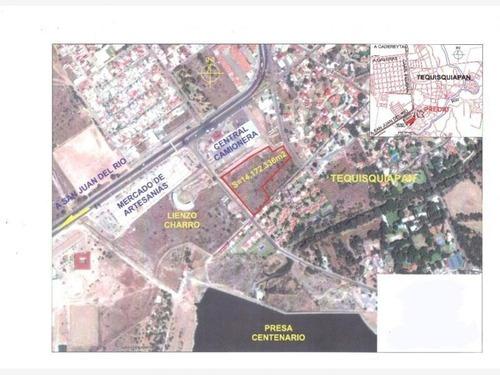 Terreno Comercial En Venta Fracc Centro